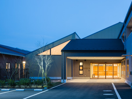 ブルーモーメントでの撮影に映る、建築の外観と空間設計2