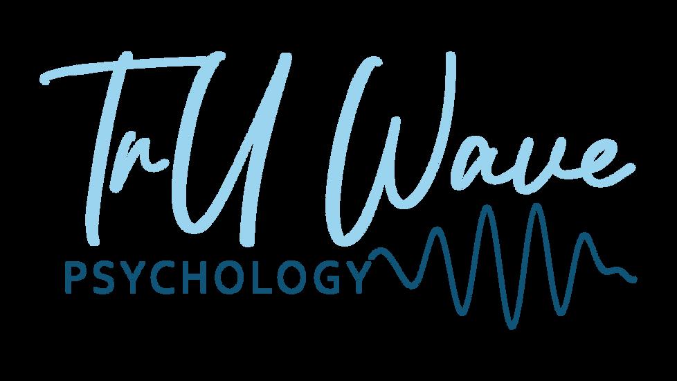 Let Us Reintroduce Ourselves...Hi, We are TrU Wave Psychology