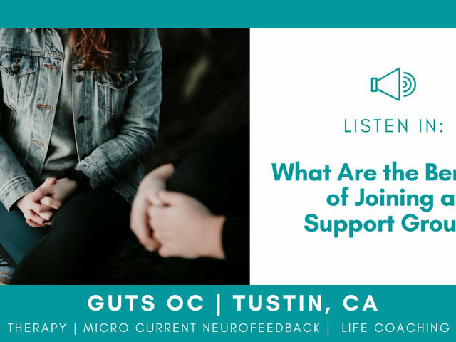 What Are the Benefits of Joining a Support Group?