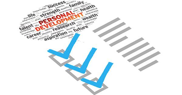 The 5 Step Personal Development Progress Report Guide