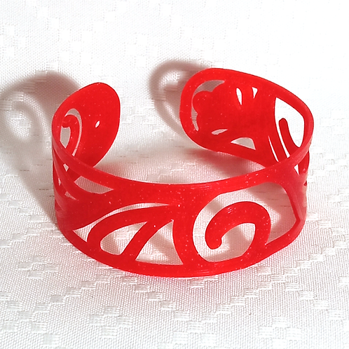 Brazalete 3D