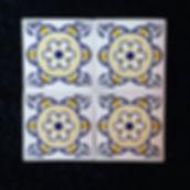 Vinilos decorativos _Azulejos coloniales