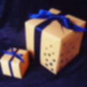 Cajas para regalos especiales. Hechas a