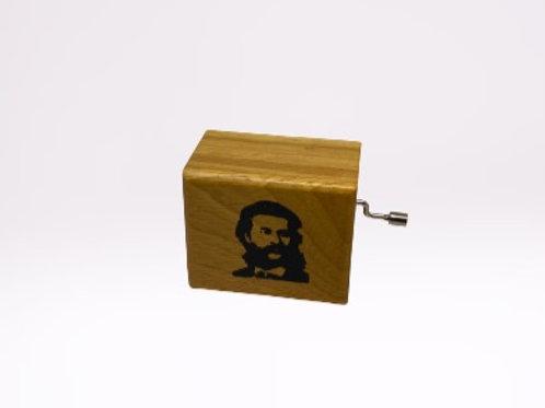 Caixa de música em madeira Empereor Waltz