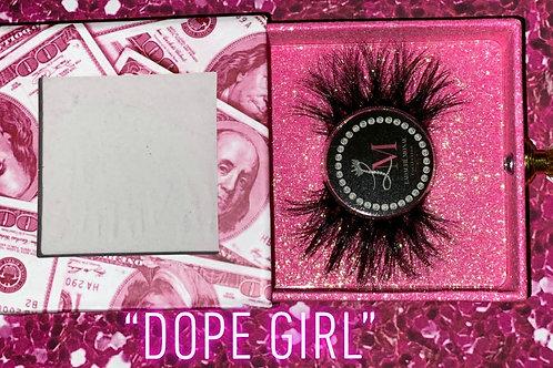 """Dope Girl"" 3D Mink lashes"