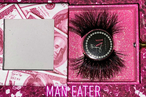 """Man Eater"" 25MM Mink lashes"
