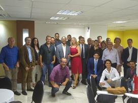 REUNIÃO COM PROFISSIONAIS ESPECIALISTAS EM BUSINESS PLAN DE TODO O PAÍS
