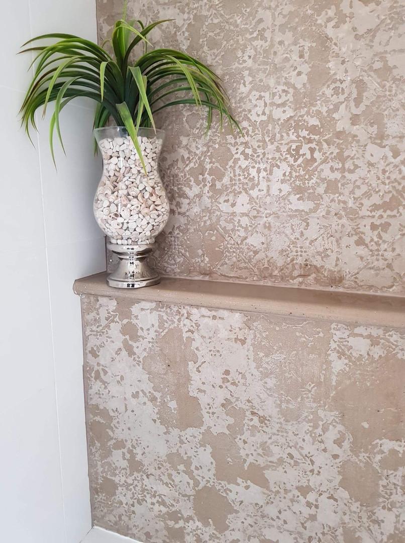 Concrete patterned wall panel GFRC Desig