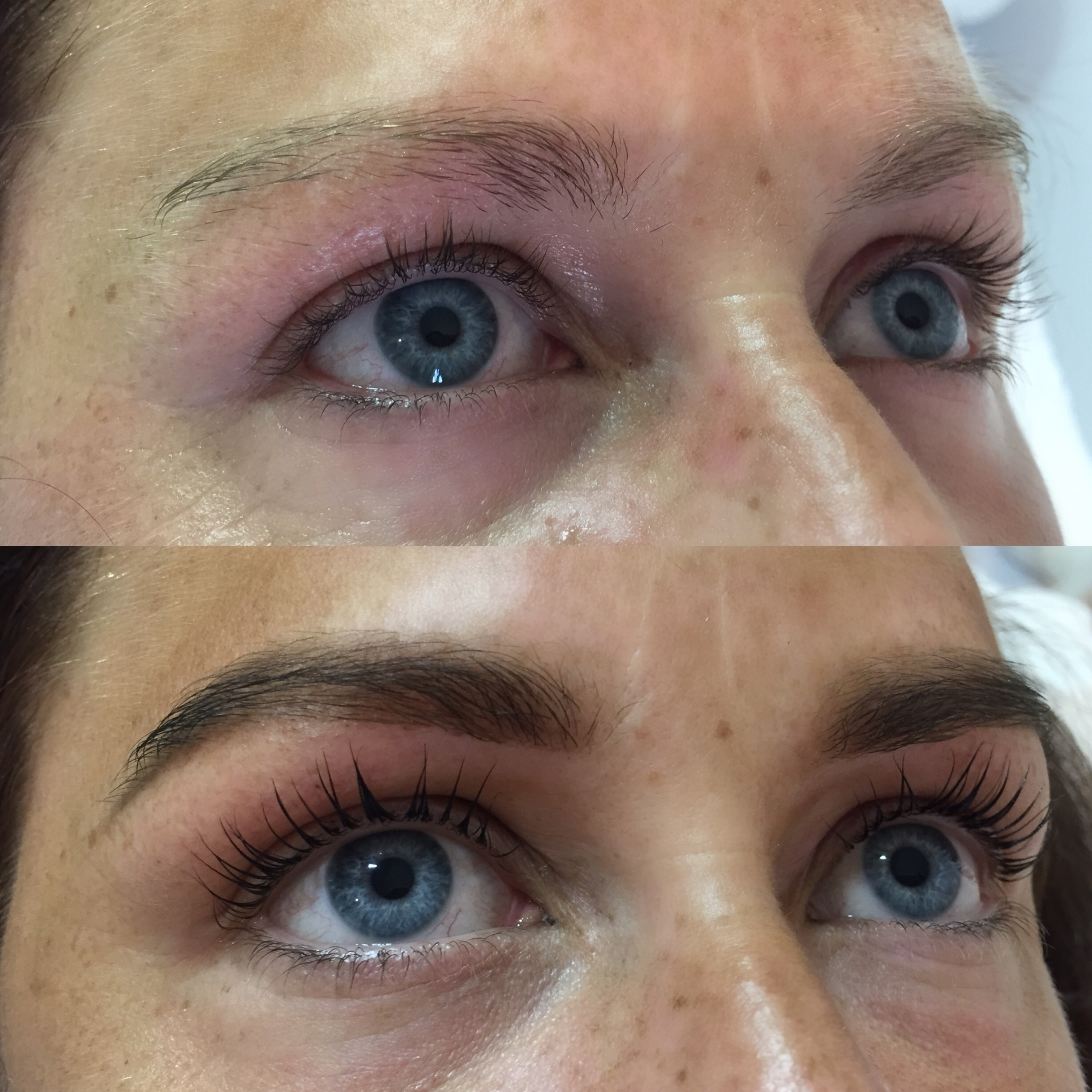 High Definition Brows & LVL Lashes