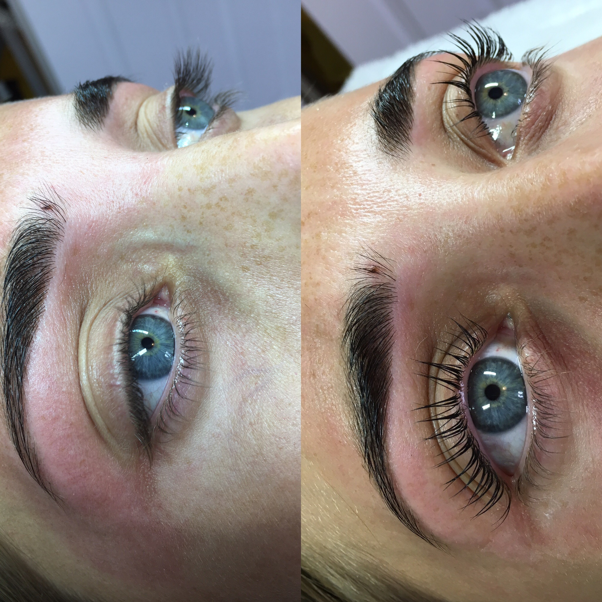 HD Brows & LVL Lash Combo