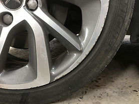 citroen alloy wheel