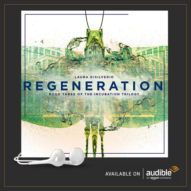 Regenaration: Available on Audible