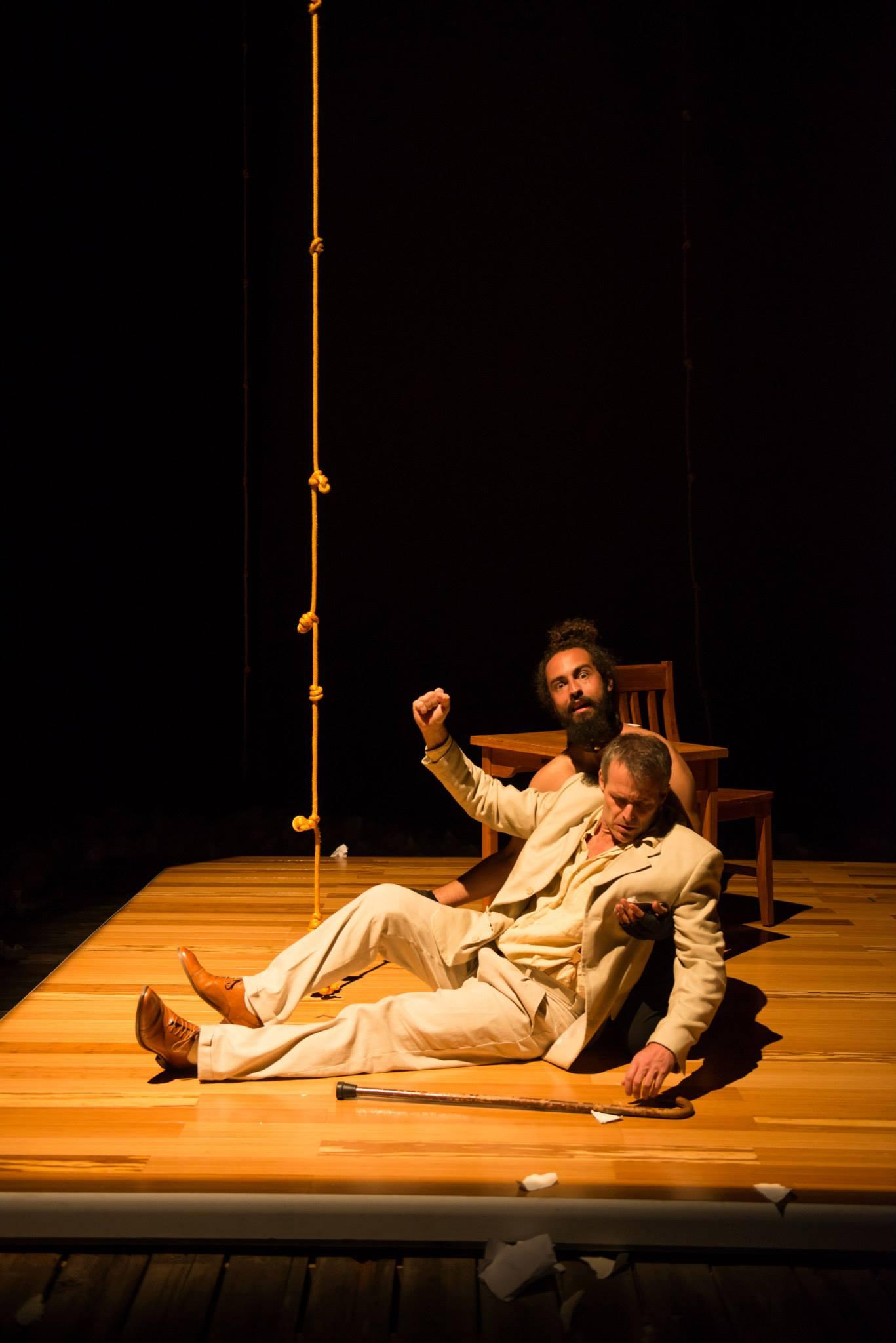 We Play Chekhov: Black Monk60172775229_2369312289308184804_o