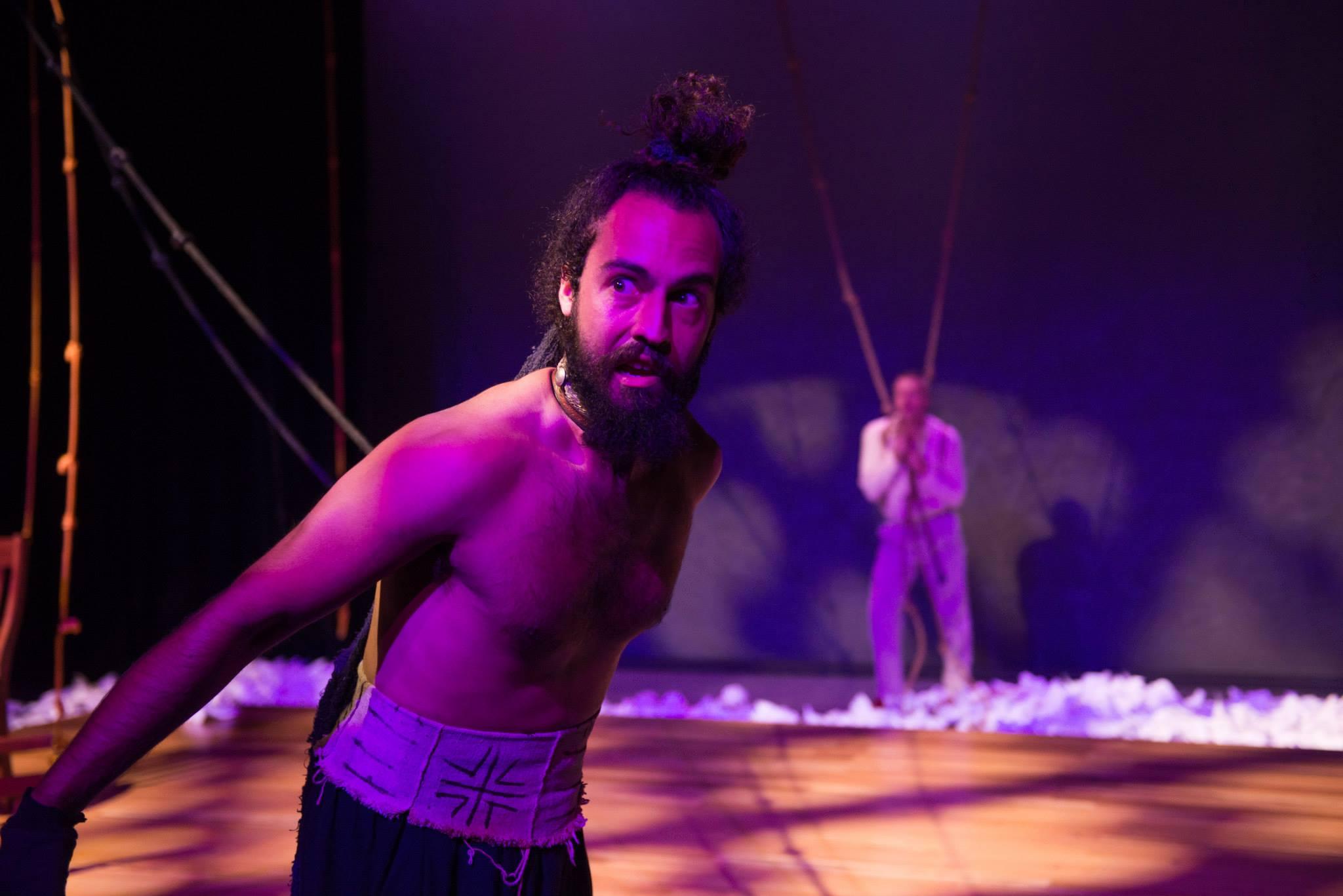 We Play Chekhov: Black Monk