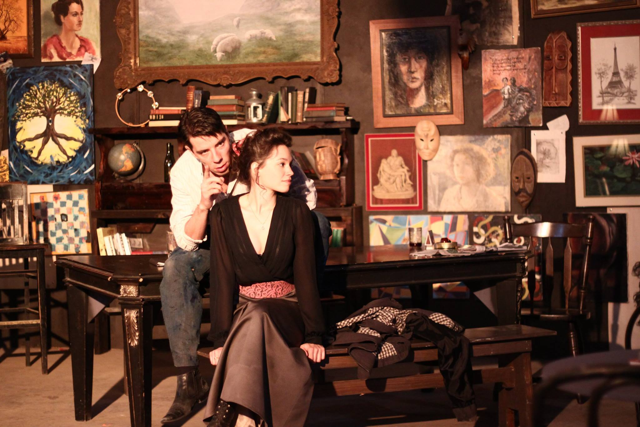 Picasso at the Lapin Agile