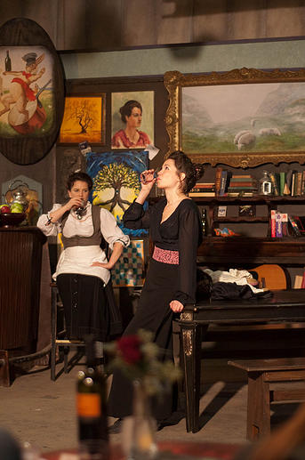 Picasso at the Lapin Agile28_a8aaf382876248e2b96a5c44306498fb