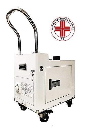 Generatore di nebbia secca Levibe FOG 5L