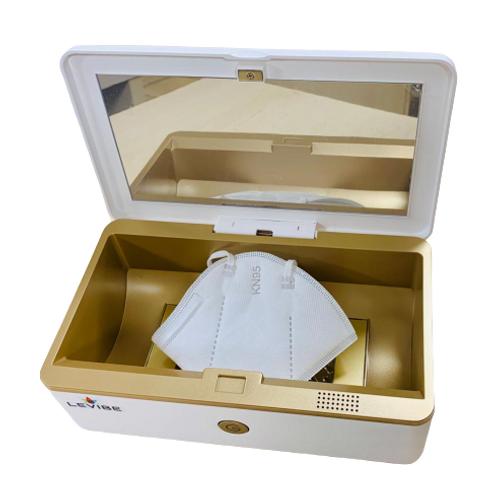 Sterilizzatore UV Beauty Case con Specchio Levibe CIRRUS 4
