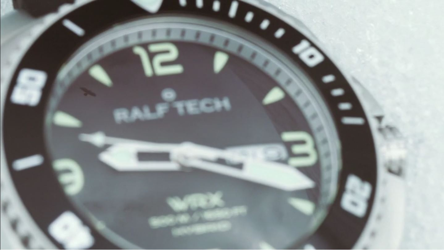 RALPH TECH - LUXURY WATCH