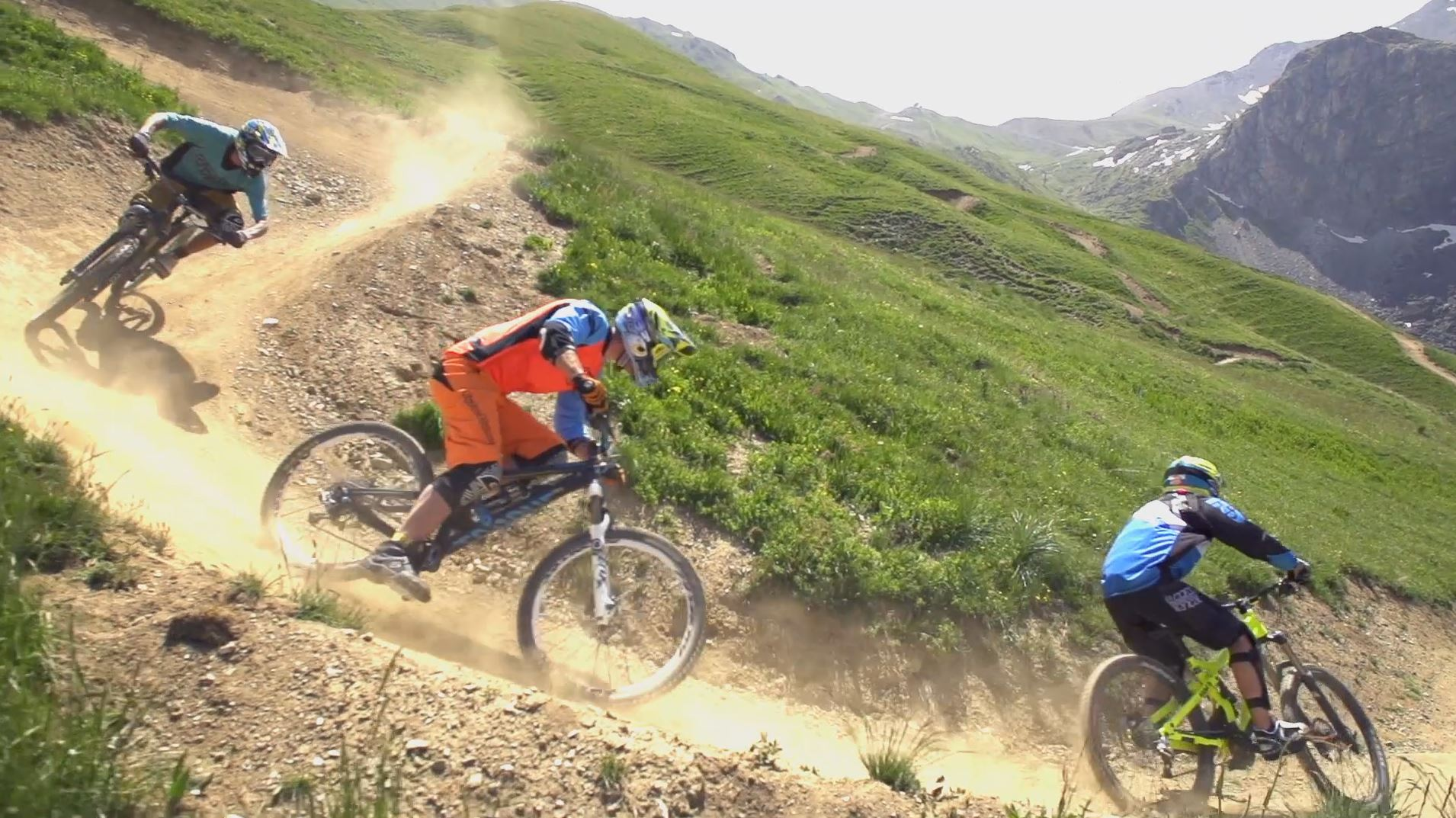 TIGNES - BIKE PARK