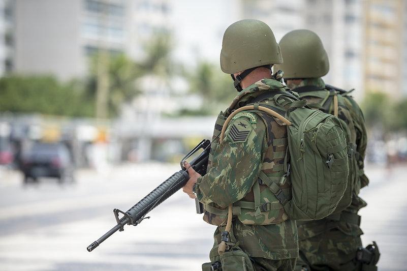Artigos Militares, Equipamentos Militares