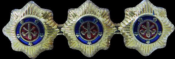 DIVISA GOLA CORONEL BOMBEIRO