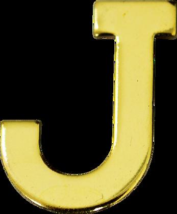 "LETRA ""J"" 30MM BRAÇAL"