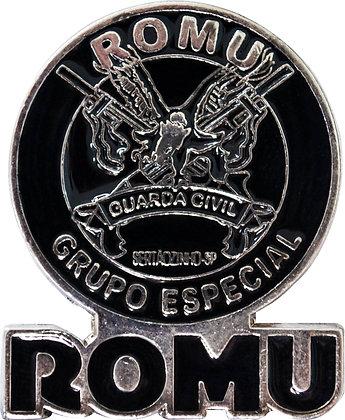 DISTINTIVO DE BOINA ROMU SERTÃOZINHO