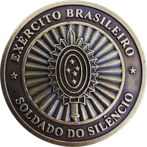 Escola de Inteligencia - Soldado do Silêncio - EB