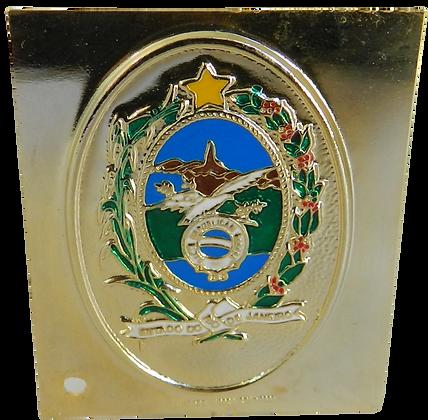 CHAPA CART RIO DE JANEIRO LATAO OURO