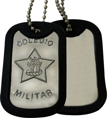 DOG-TAG Colégio Militar