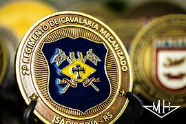 Medalha Cavalaria
