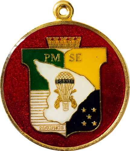 CHAVEIRO PM SERGIPE