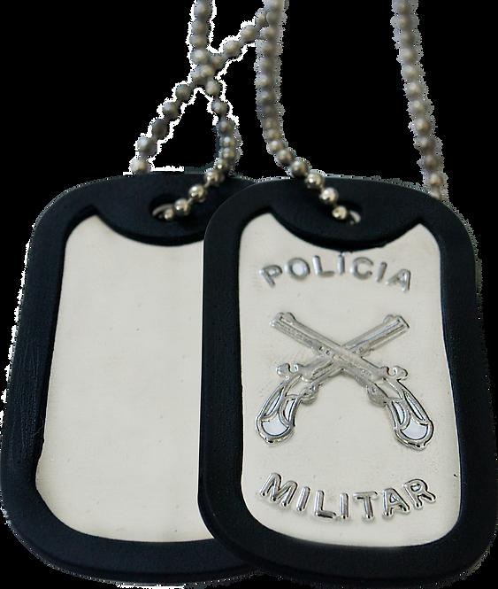 DOG-TAG Policia Militar