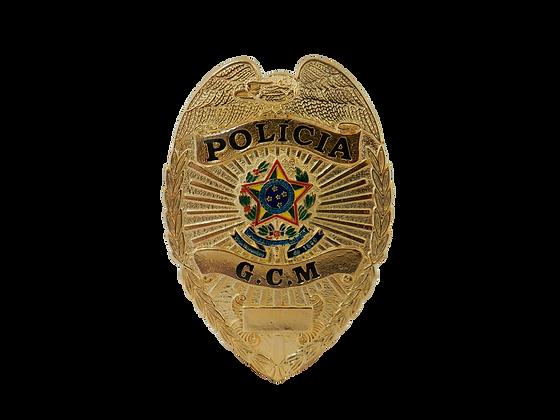 DIST PEITO POLICIA GCM OURO