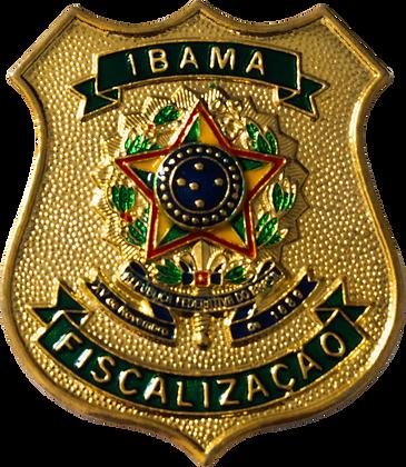 DISTINTIVO CARTEIRA FISCALIZACAO IBAMA