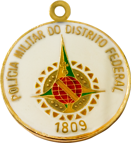 CHAVEIRO PM DISTRITO FEDERAL