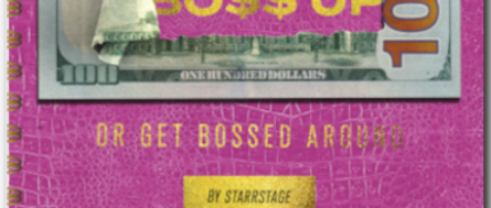 Boss Up or Get Bossed Around Motivational Planner