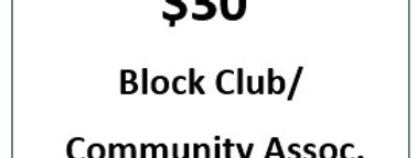 ARISE Detroit! Block Club/Community Assoc. Membership