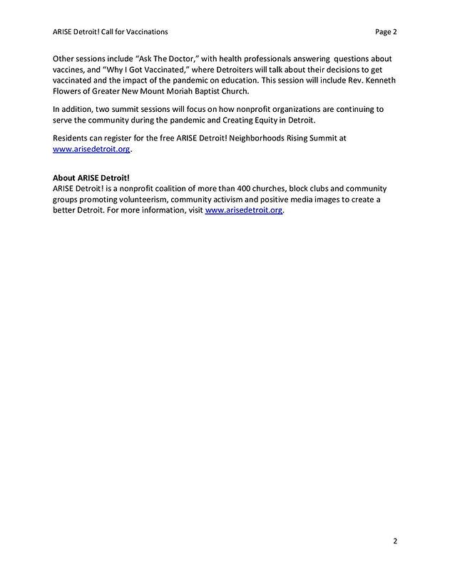 ARISE Detroit! Vaccine Statement & Neighborhoods Summit Press Release-page-002.jpg