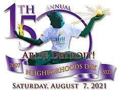 Arise Detroit - 15th Annual Logo Neighbo