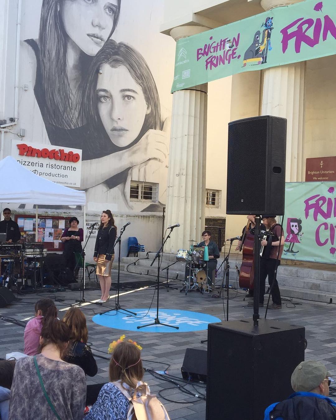 'Spokeeasy' Original cabaret play in Brighton Festival