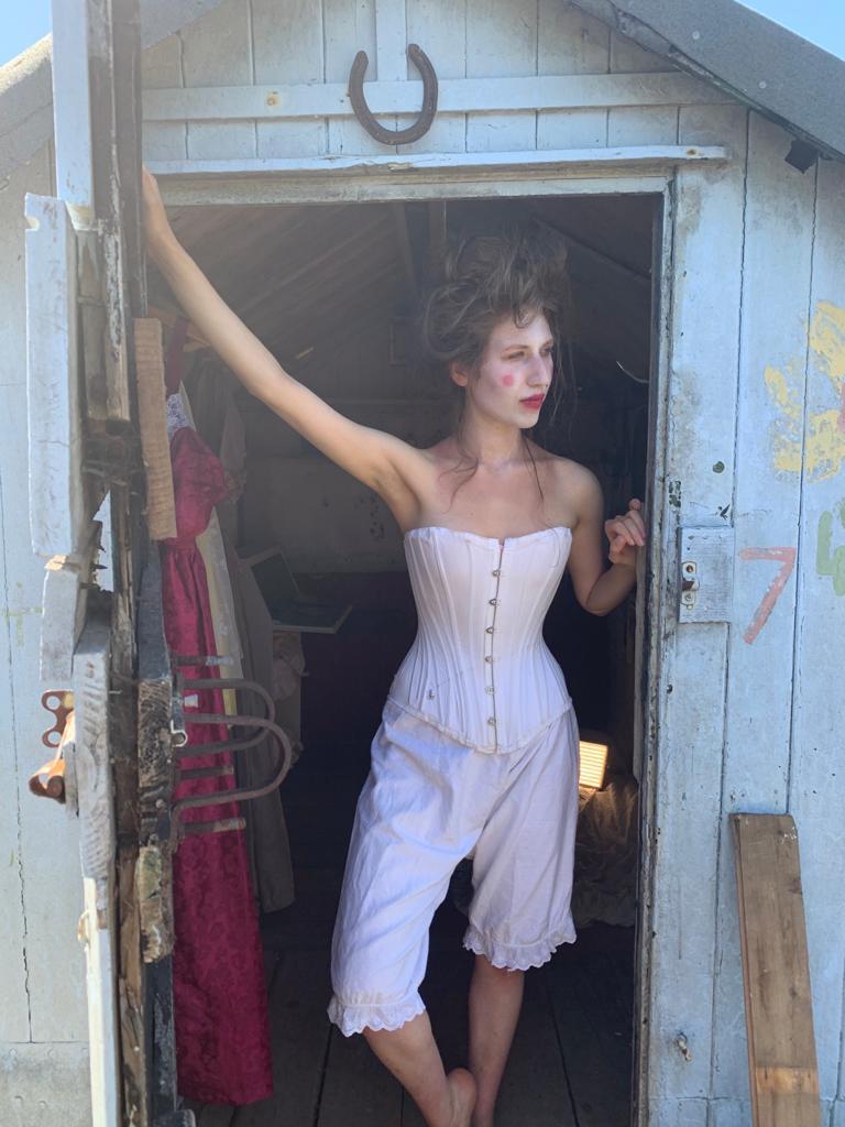 Playing Christiana Edmonds in Jonah Garrett Bannister's film