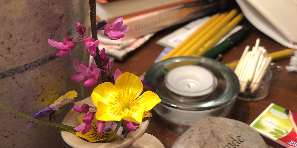 Yoga Nidra & Sacred Writing: Carrying Forth the Divine