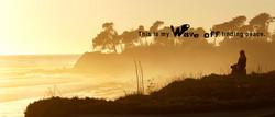 Wave off peace