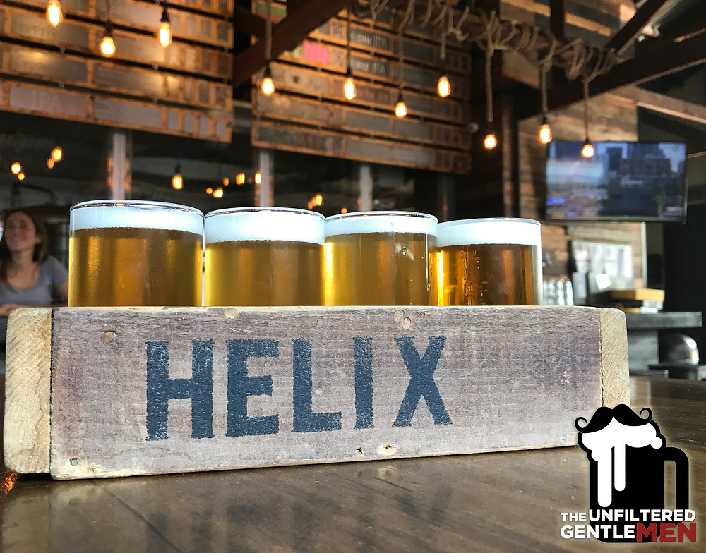 Helix Brewing Company on The Unfiltered Gentlemen