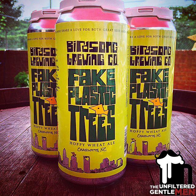 ItsTheBeerGirl reviews Birdsong Brewing's Fake Plastic Trees