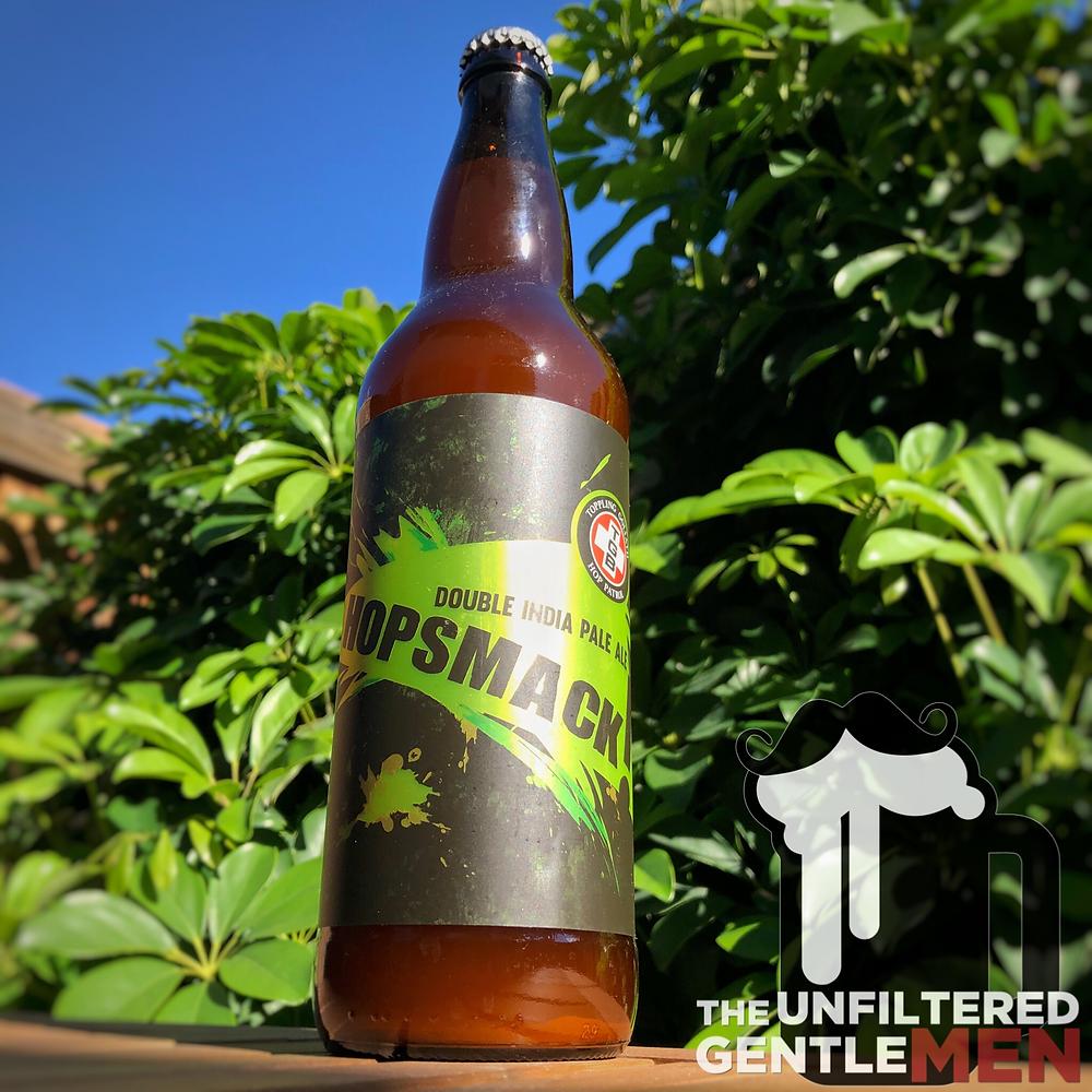 Toppling Goliath HOPSMACK on The Unfiltered Gentlemen Craft Beer Podcast