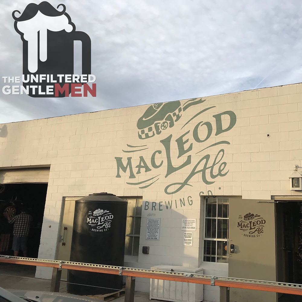 MacLeod Ale Brewing Company on The Unfiltered Gentlemen