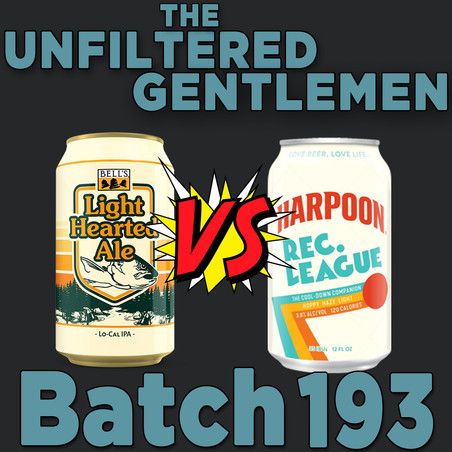 Batch 193: Bell's Light Hearted Ale VS Harpoon's Rec. League & Stone's Peak Conditions